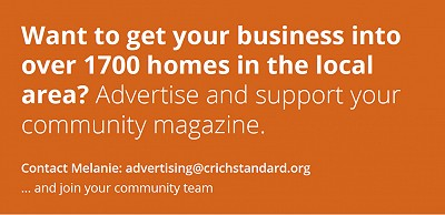 To advertise on this site and in the magazine, email our advertising manager.