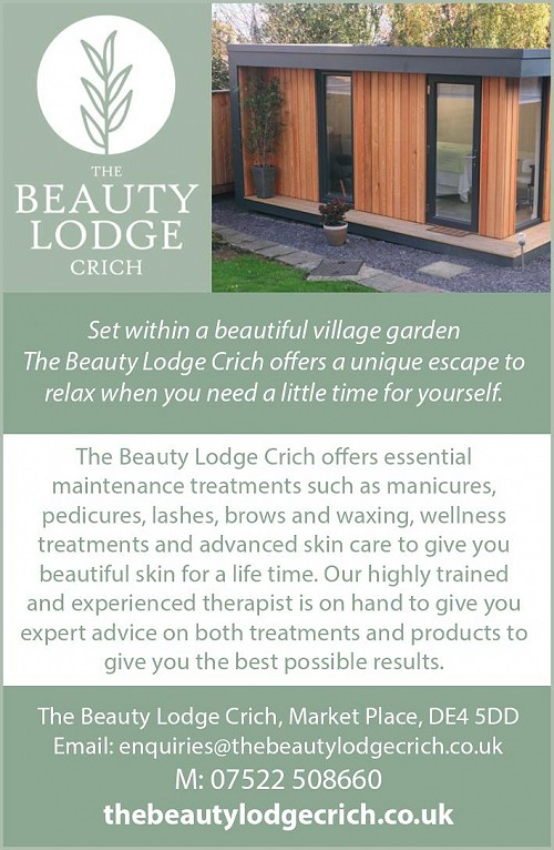 The Beauty Lodge Crich - manicures, pedicures, wellness treatments and more