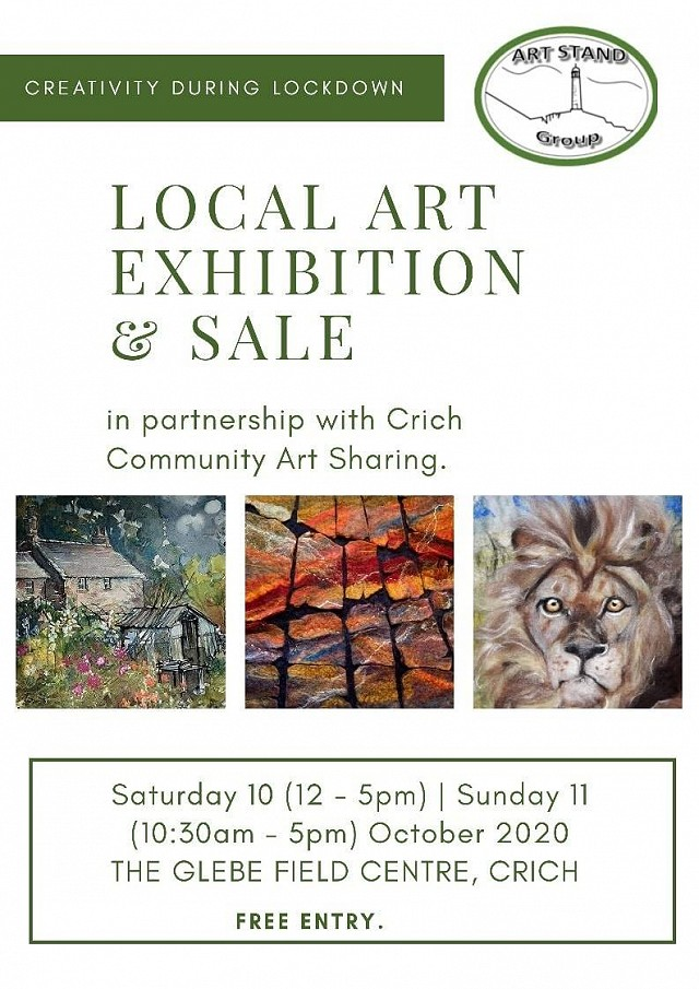 Local Art Exhibition and Sale