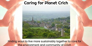 poster with detail of Crich Environment Group