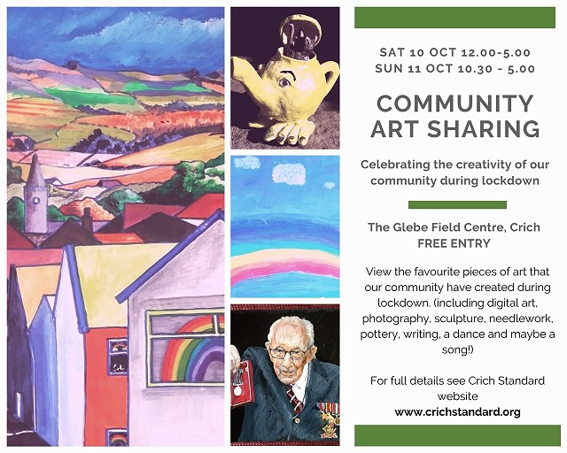 Crich Area Community Art Sharing