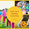 October Half-term Holiday Activties