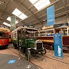Crich Tramway Village Prepares to Open Exhibitions