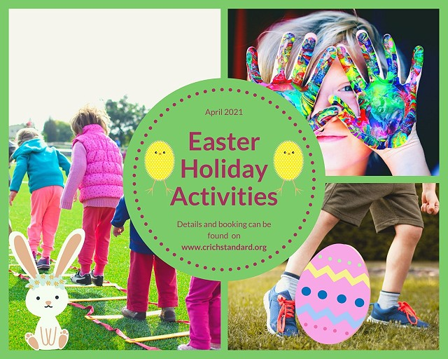 Children and Young People's Easter Holiday Activities