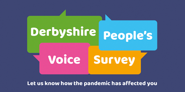 Derbyshire People's Voice Survey logo